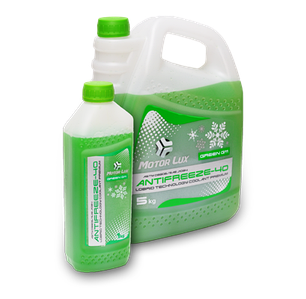 MotorLux Антифриз-32 зеленый 10 кг G11 (Охлаждающая жидкость)