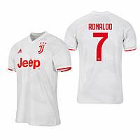 Детская футбольная форма ЮвентусRONALDO 7 ( Италия, Серия А ) 2019-2020 запасная, фото 1