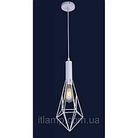 Светильник в виде кристалла 7521204-1 WH