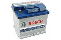 Акумулятор Bosch S4 52AH/470A (S4002)