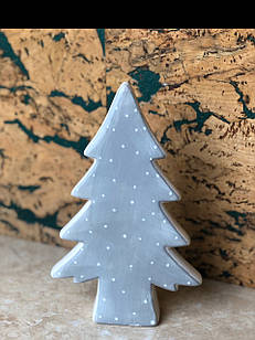 Фігурка кераміка Ялина Новий рік