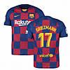 Футбольная форма Барселона GRIEZMANN 17 ( Испания, Примера ) 2019-2020 основная
