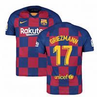 Футбольная форма Барселона GRIEZMANN 17 ( Испания, Примера ) 2019-2020 основная, фото 1
