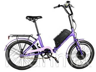 Электровелосипед АИСТ SMART24 XF15 36В 400Вт литиевая батарея 13,2 Ач