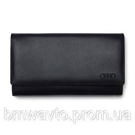 Жіночий шкіряний гаманець Audi Wallet Leather, Womens 2019