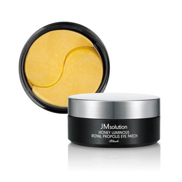 JMSolution Honey Luminous Royal Propolis Eye Patch Патчи с прополисом