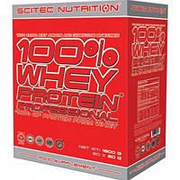 Протеин Scitec Nutrition Whey Protein Prof. sachet 60 пакетов