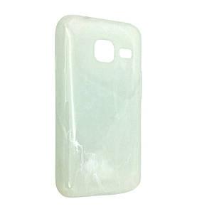 Чехол Мрамор Samsung J105 (white)