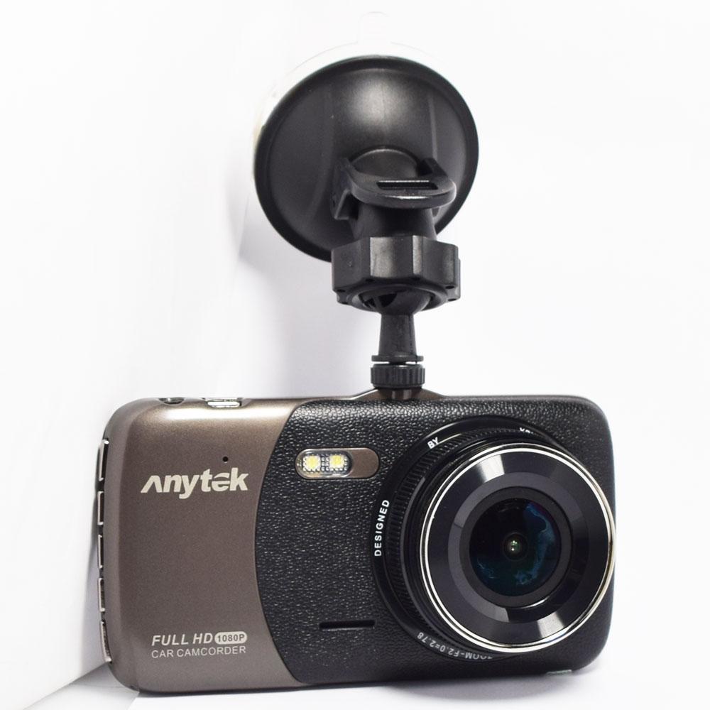 Автомобільний відеореєстратор Anytek B50H на 2 камери | автореєстратор | реєстратор авто PR5