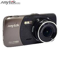Автомобільний відеореєстратор Anytek B50H на 2 камери | автореєстратор | реєстратор авто PR5, фото 3