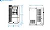 Перетворювач частоти на 15/18 кВт FRECON - FR500A-4T-015G/018PB - Вхідна напруга: 3-ф 380V, фото 3