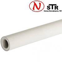 Пластиковая труба д.25 PN 20 для холодной и горячей воды STR