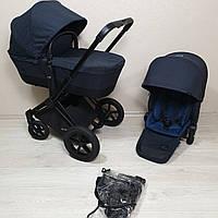 Детская коляска Cybex Priam Lux Blue Сайбекс
