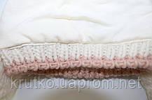 Шапка для девочки зимняя Стеснительная мышка Berni, фото 3