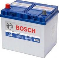 Акумулятор Bosch S4 60AH/540A (S4025)