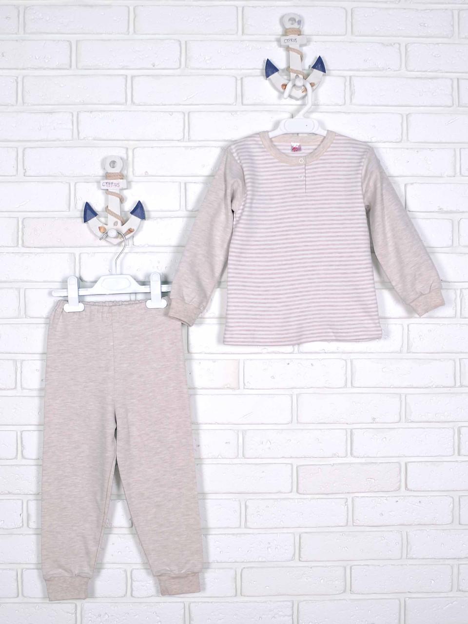 Пижама теплая 98