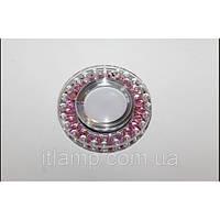 Врезной светильник LS A143 Pink