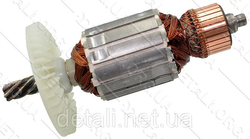 Якір ланцюгової електропили Foresta FS-1835, Кентавр СП-234, Grunhelm (162*48 6 зубів ліво)