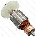 Якір ланцюгової електропили Foresta FS-1835, Кентавр СП-234, Grunhelm (162*48 6 зубів ліво), фото 3