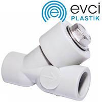 Фильтр 25 латунная загл PP-R EVCI