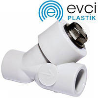 Фильтр 20 пласт загл PP-R EVCI