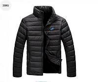 Мужская зимняя куртка Nike Black, фото 1