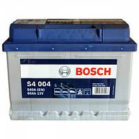 Акумулятор Bosch S4 60AH/540A (S4004)