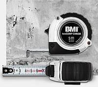 Рулетка измерительная 5 метров twoCOMP-CHROM BMI 475541221