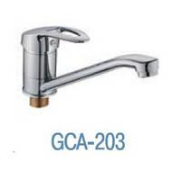 Смеситель для кухни CRISTAL CAPRICE GCA-203 (на гайке)