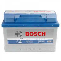 Акумулятор Bosch S4 72AH/680A (S4007)