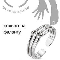 Кольцо на фалангу R-A023