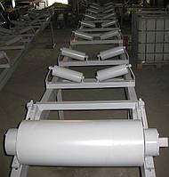 Роликоопоры для ленточных транспортеров