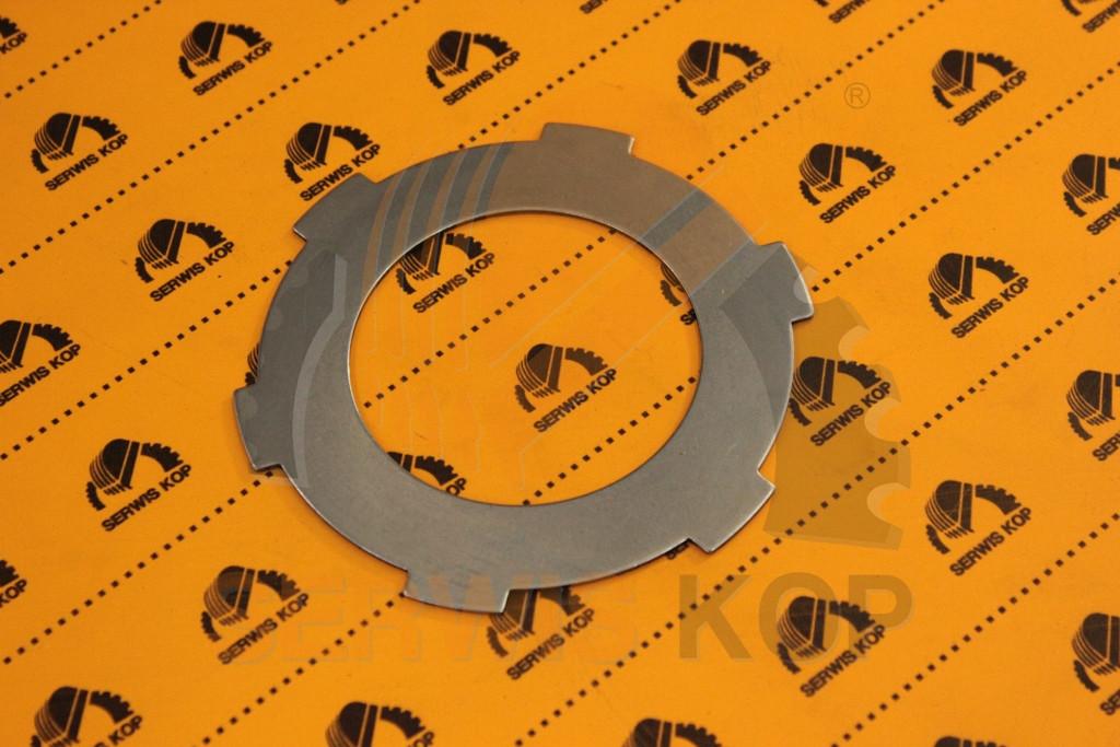 445/05107 диск металический в коробку передач (КПП) JCB 3cx, промежуточный диск JCB 3cx
