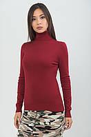 Гольф Милано бордового цвета, фото 1
