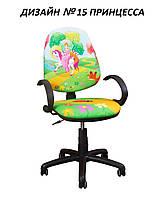 Кресло Поло 50/АМФ-5 Дизайн Принцесса №15 (АМФ-ТМ)