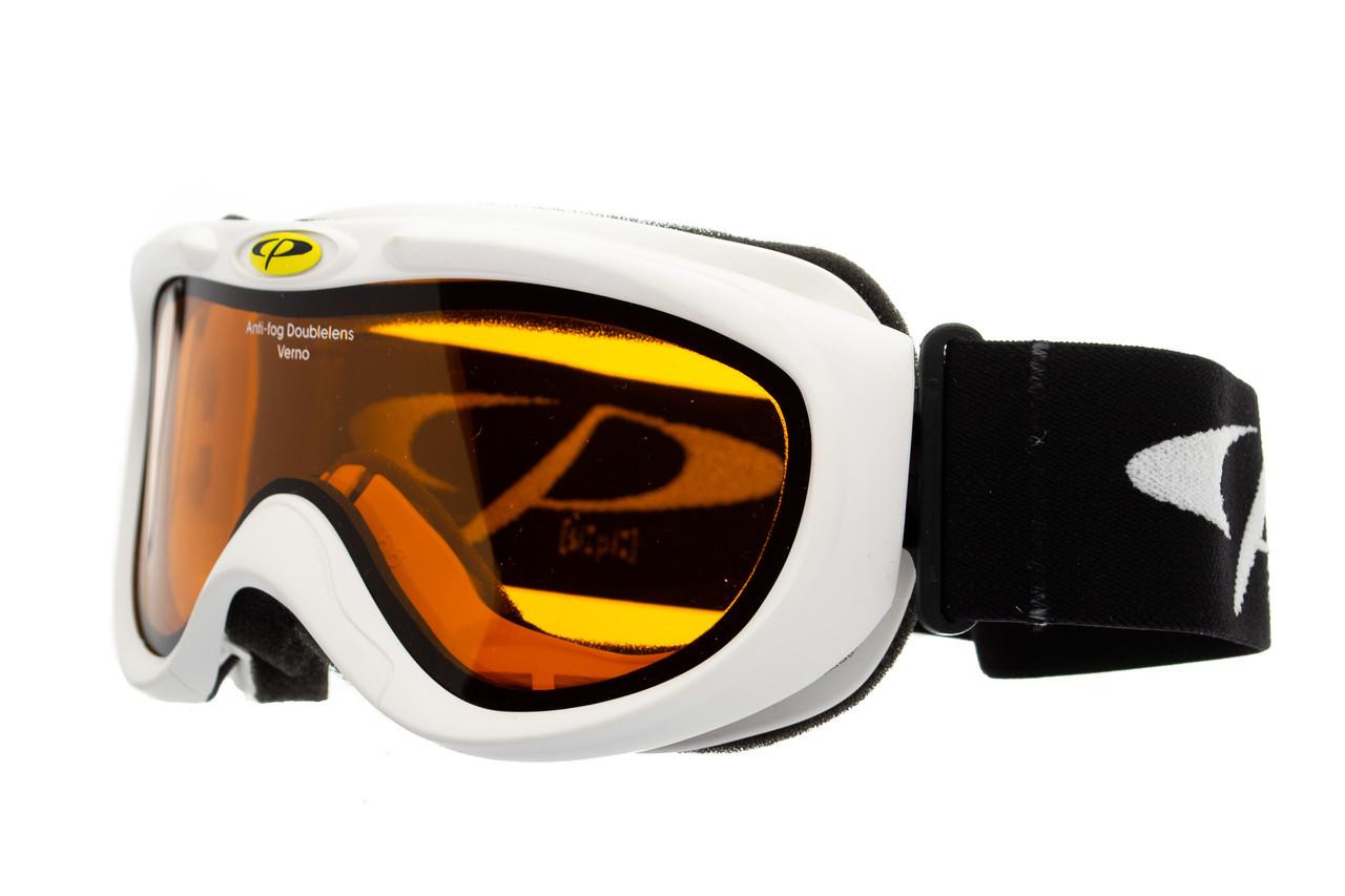 Маска гірськолижна CP 51801 Verno White