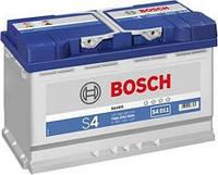 Аккумулятор Bosch S4 80AH/740A (S4011)