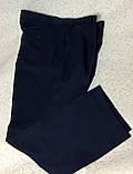 Вовняні штани сині (56), фото 2