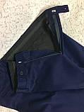 Вовняні штани сині (56), фото 5