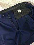 Вовняні штани сині (56), фото 6
