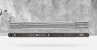 Складной метр алюминиевый 2 метра 10 звеньев BMI 961200044S, фото 1