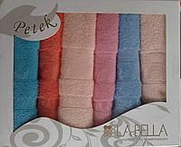 Упаковка кухонных полотенец Petek бамбук Турция коробка