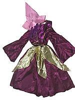 Детский карнавальный костюм Волшебница (Чаклунка)8-11 лет