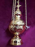 Кадило для священника среднее 23х11см (Греция)