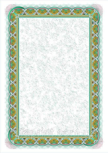 Галерея бумаги, Диплом 170 гр, уп/25 Srebro.