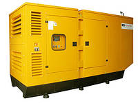 Трехфазный дизельный генератор KJ Power KJD550 (440 кВт)