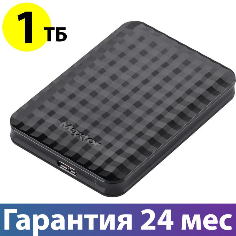 "Внешний жесткий диск 1 Тб Seagate (Maxtor), Black, 2.5"", USB 3.0 (STSHX-M101TCBM)"