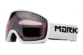 Маска гірськолижна Marker Big Picture Surround Mirror L White