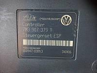 7M3 907 379 B Блок управления ABS/ESP 7M3 907 375