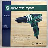 Набір електроінструменту Craft-tec 3в1: Болгарка,Мережевий шуруповерт, Лобзик., фото 6